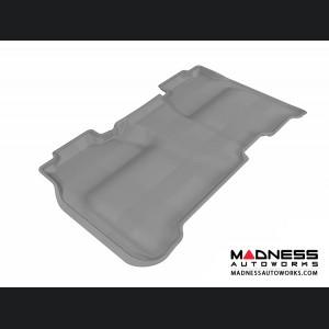 Chevrolet Silverado Crew Cab Floor Mat - Rear - Gray by 3D MAXpider (2014-)