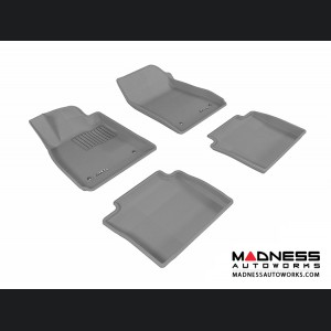 Chevrolet Impala Floor Mats (Set of 4) - Gray by 3D MAXpider (2014-)