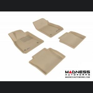 Chevrolet Impala Floor Mats (Set of 4) - Tan by 3D MAXpider (2014-)