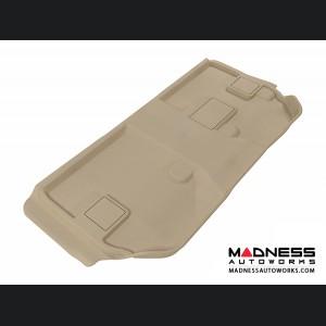 Chevrolet Suburban Floor Mat - 3rd Row - Tan by 3D MAXpider (2007-2014)