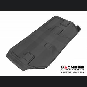 Chevrolet Suburban Floor Mat - 3rd Row  - Black by 3D MAXpider (2007-2011)