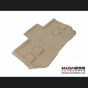 Chevrolet Suburban Floor Mat - 3rd Row - Tan by 3D MAXpider (2011-2014)