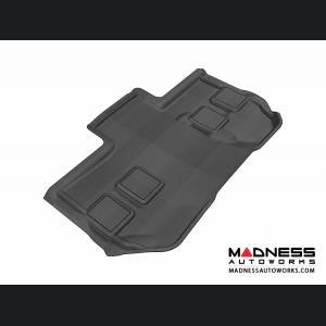Chevrolet Suburban Floor Mat - 3rd Row  - Black by 3D MAXpider (2011-2014)