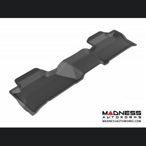 Chevrolet/ GMC Suburban/ Yukon XL Floor Mat - Rear - Black by 3D MAXpider (2015-)
