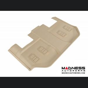 Chevrolet/ GMC Suburban/ Yukon XL Floor Mat - 3rd Row - Tan by 3D MAXpider (2015-)