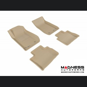 Chevrolet SS Floor Mats (Set of 4) - Tan by 3D MAXpider (2013-)
