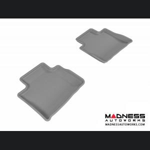 Chevrolet SS Floor Mats (Set of 2) - Rear - Gray by 3D MAXpider (2013-)