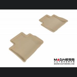 Chevrolet SS Floor Mats (Set of 2) - Rear - Tan by 3D MAXpider (2013-)