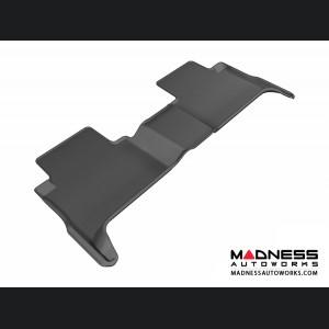 Chevrolet/ GMC Colorado/ Canyon Crew Cab Floor Mat - Rear - Black by 3D MAXpider (2015-)