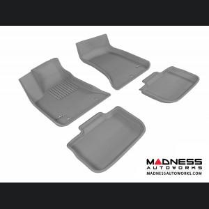 Chrysler 300/ 300C Floor Mats (Set of 4) - Gray by 3D MAXpider (2011-2015)