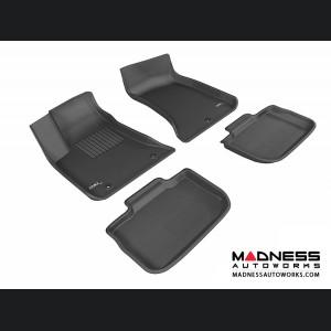 Chrysler 300/ 300C Floor Mats (Set of 4) - Black by 3D MAXpider (2011-2015)
