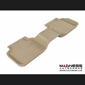 Dodge Journey Floor Mat - Rear - Tan by 3D MAXpider