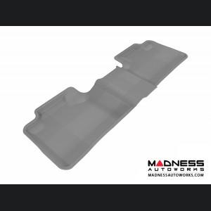 Jeep Grand Cherokee Floor Mat - Rear - Gray by 3D MAXpider