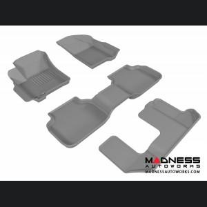 Dodge Journey Floor Mats (Set of 4) - Gray by 3D MAXpider