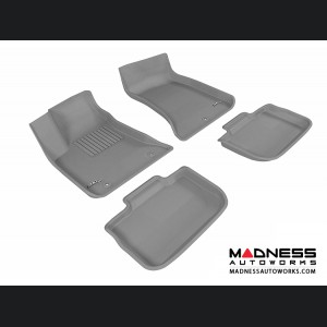 Dodge Charger Floor Mats (Set of 4) - Gray by 3D MAXpider (2011-2015)