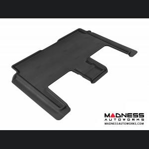 Dodge Grand Caravan Floor Mat - Rear - Black by 3D MAXpider