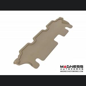 Dodge Grand Caravan Floor Mat - 3rd Row - Tan by 3D MAXpider