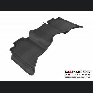 Dodge RAM 1500 Crew Cab Floor Mat - Rear - Black by 3D MAXpider
