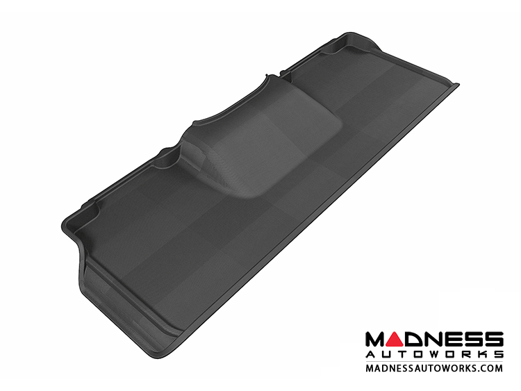 Dodge RAM 2500/ 3500 Mega Cab Floor Mat - Rear - Black by 3D MAXpider