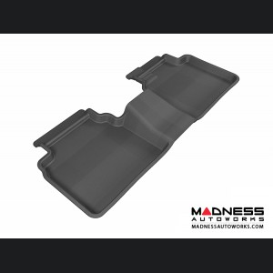 Ford Fusion Floor Mat - Rear - Black by 3D MAXpider