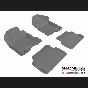 Ford Focus Floor Mats (Set of 4) - Gray by 3D MAXpider