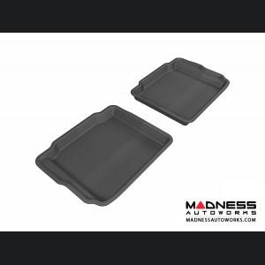 Ford Taurus Floor Mats (Set of 2) - Rear - Black by 3D MAXpider