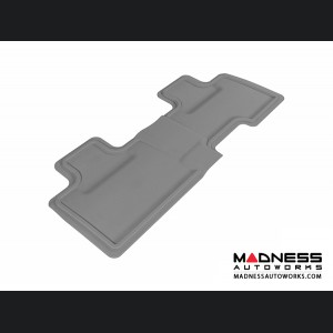 Ford Edge Floor Mat - Rear - Gray by 3D MAXpider