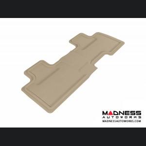 Ford Edge Floor Mat - Rear - Tan by 3D MAXpider