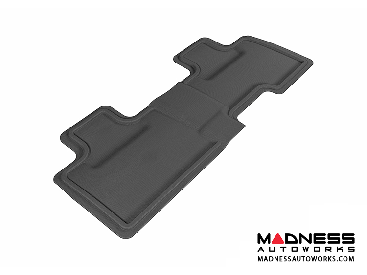 Ford Edge Floor Mat - Rear - Black by 3D MAXpider