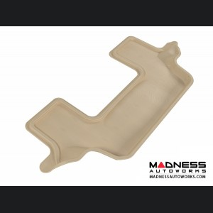 Ford Flex Floor Mat - 3rd Row - Tan by 3D MAXpider