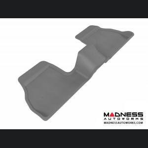 Ford Focus Floor Mat - Rear - Gray by 3D MAXpider