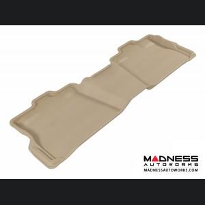 Ford Explorer Floor Mat - Rear - Tan by 3D MAXpider
