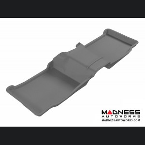 Ford Explorer Floor Mat - Rear - Gray by 3D MAXpider
