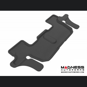 Ford Explorer Floor Mat - 3rd Row - Black by 3D MAXpider