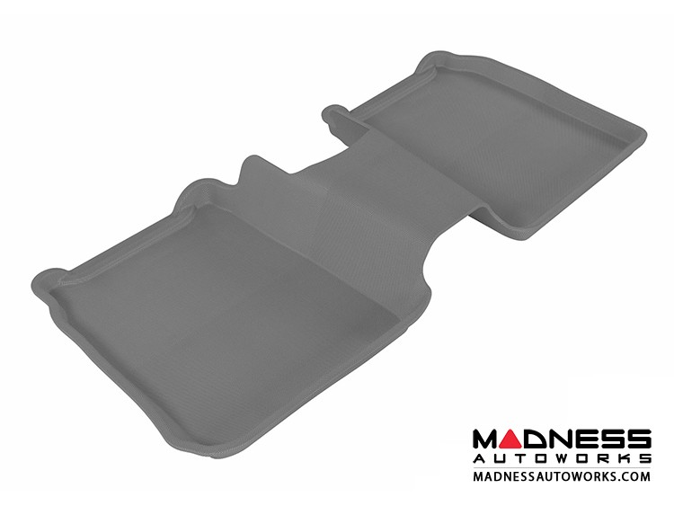 Ford Flex Floor Mat - Rear - Gray by 3D MAXpider