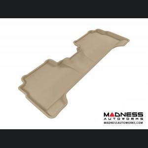 Ford C-Max Floor Mat - Rear - Tan by 3D MAXpider