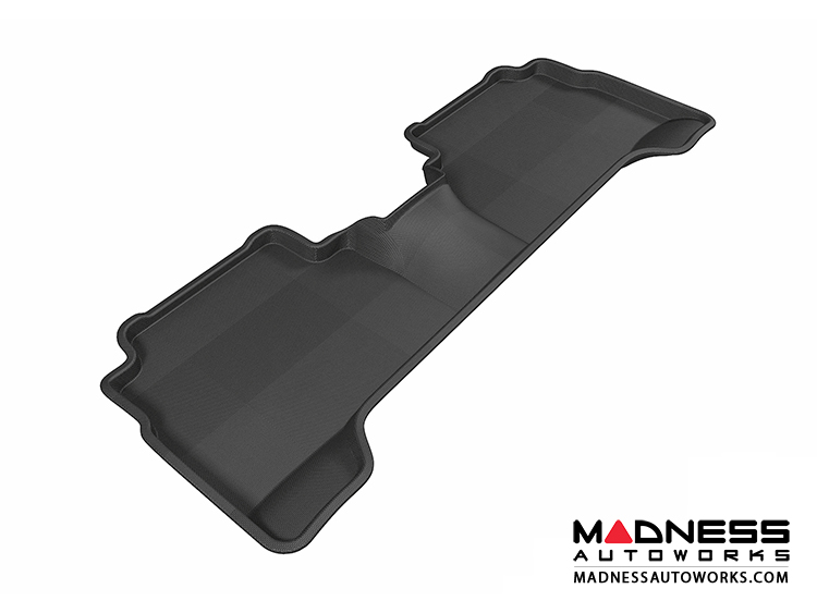 Ford C Max Floor Mat Rear Black By Maxpider Madness Autoworks Auto Parts And Accessories