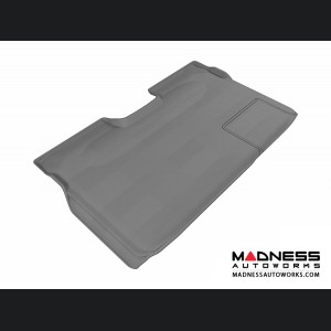 Ford F-150 Supercrew Floor Mat - Rear - Gray by 3D MAXpider