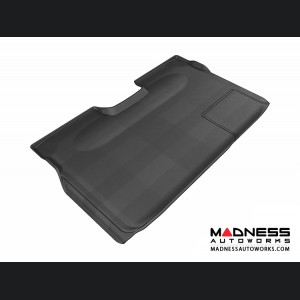 Ford F-150 Supercrew Floor Mat - Rear - Black by 3D MAXpider
