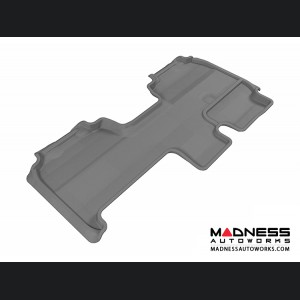 Ford F-150 Supercab Floor Mat - Rear - Gray by 3D MAXpider