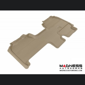 Ford F-150 Supercab Floor Mat - Rear - Tan by 3D MAXpider