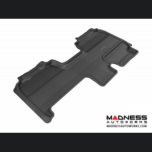 Ford F-150 Supercab Floor Mat - Rear - Black by 3D MAXpider