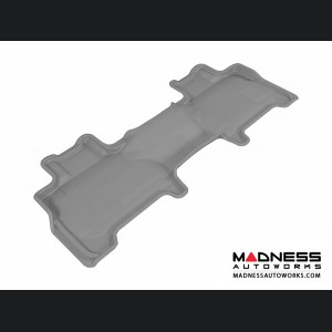 Ford Expedition Floor Mat - Rear - Gray by 3D MAXpider