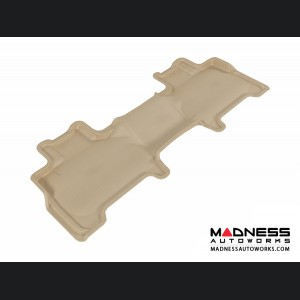 Ford Expedition Floor Mat - Rear - Tan by 3D MAXpider