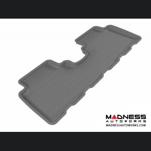 Hyundai Tucson Floor Mat - Rear - Gray by 3D MAXpider