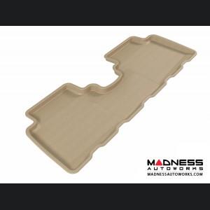 Hyundai Tucson Floor Mat - Rear - Tan by 3D MAXpider