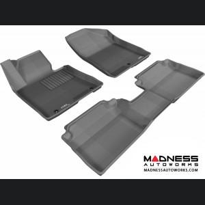 Hyundai Elantra GT Floor Mats (Set of 3) - Black by 3D MAXpider