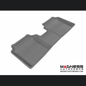 Hyundai Elantra Sedan/ Coupe Floor Mat - Rear - Gray by 3D MAXpider