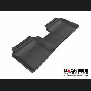 Hyundai Elantra Sedan/ Coupe Floor Mat - Rear - Black by 3D MAXpider