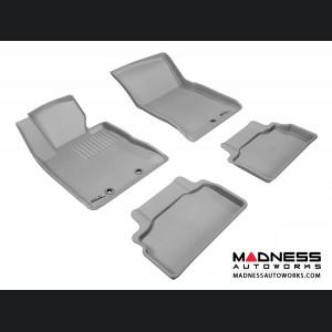 Hyundai Genesis Coupe Floor Mats (Set of 4) - Gray by 3D MAXpider